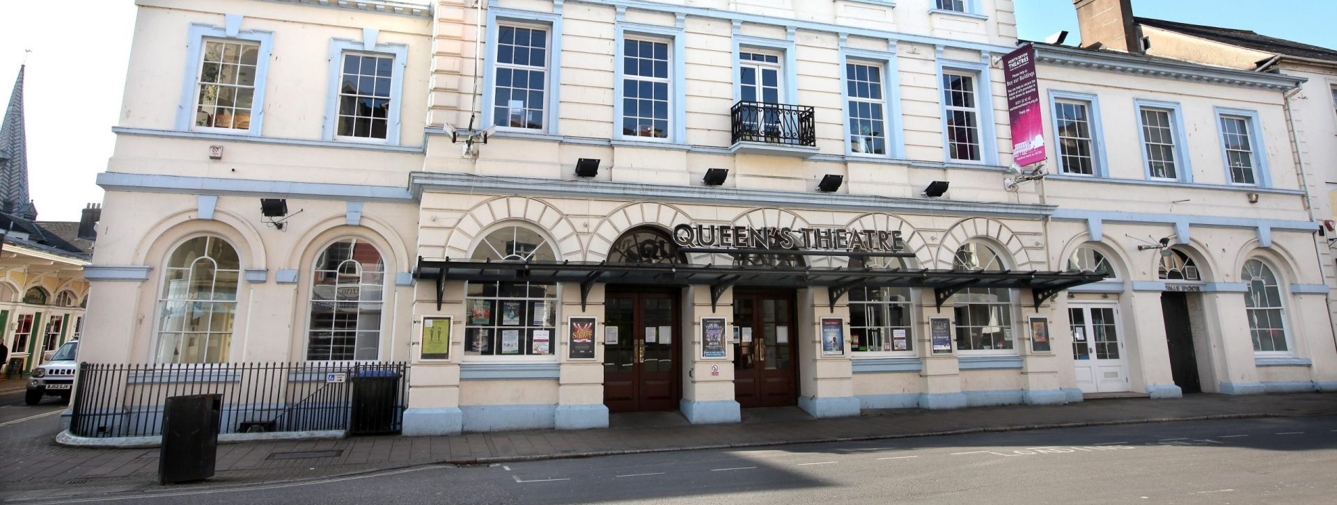 Your Visit to Queen's Theatre