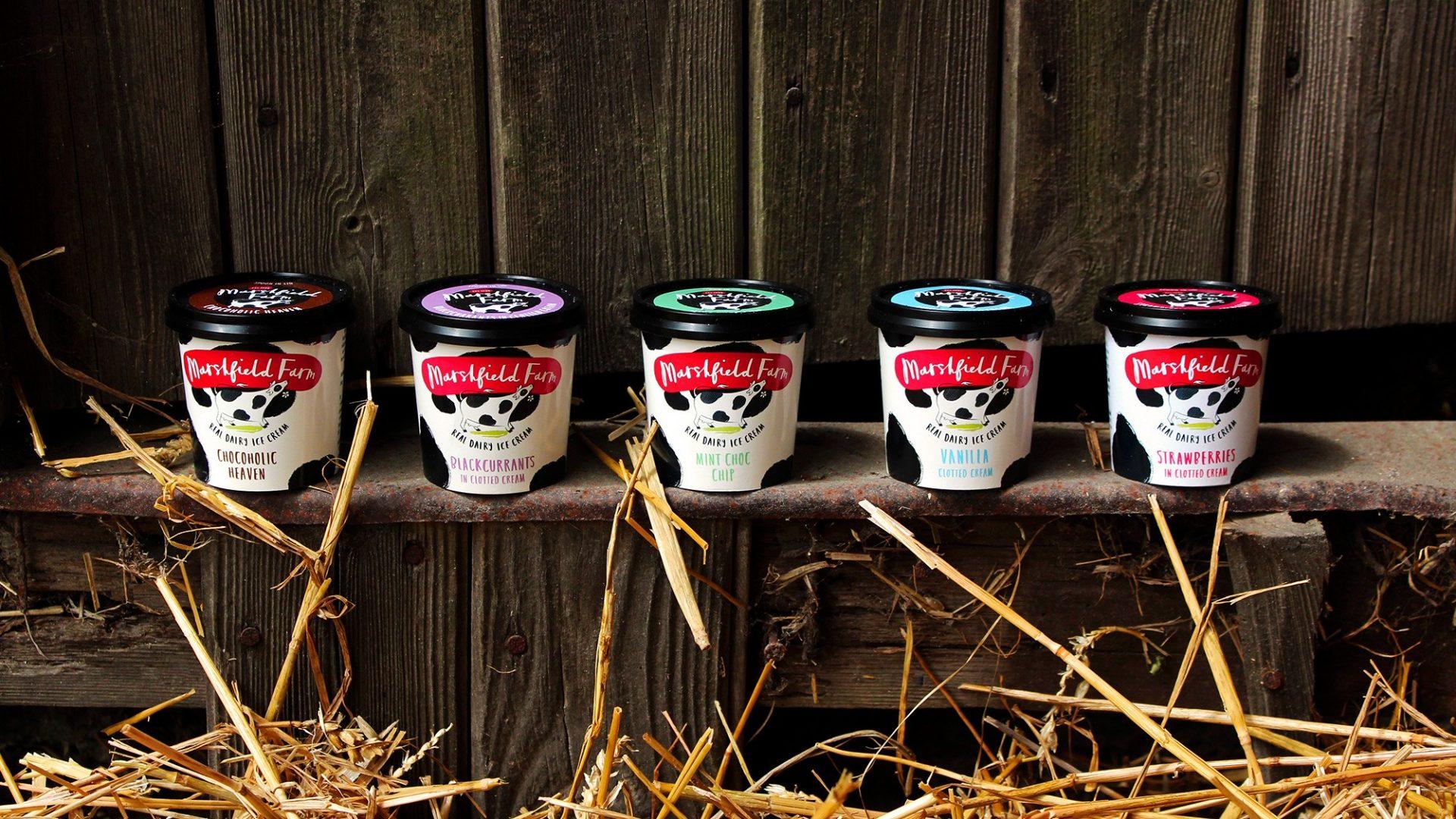 Pre-purchase ice cream vouchers!