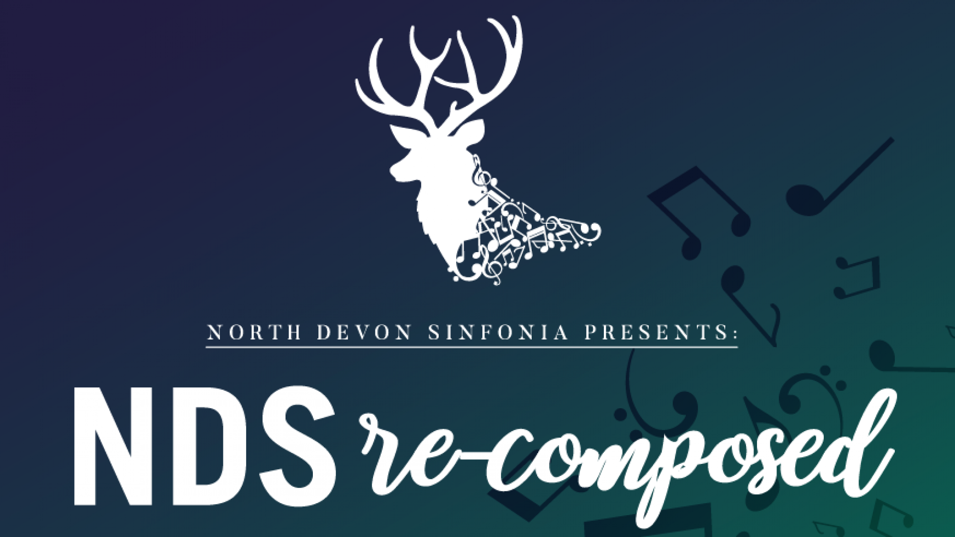North Devon Sinfonia – Recomposed