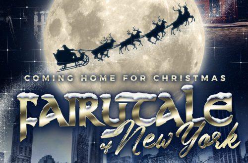 The Fairytale of New York