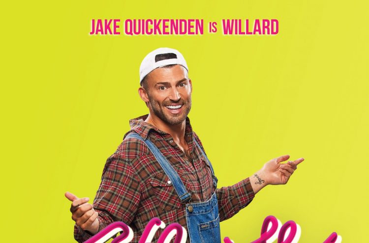 Footloose welcomes Jake Quickenden to UK Tour